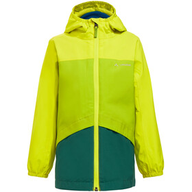 VAUDE Escape 3in1 Jacke Kinder bright green